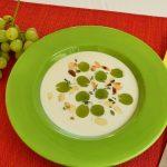 Ajo Blanco – Kalte Mandel-Knoblauch-Suppe