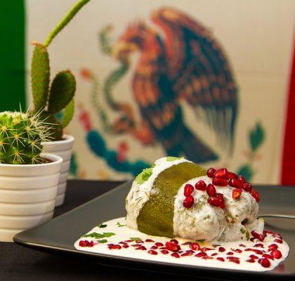 traditionelle, mexikanische Kücke